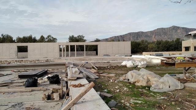 Προχωρούν οι εργασίες κατασκευής του νέου 5άστερου ξενοδοχείου στον ΜΥΤΙΚΑ | ΦΩΤΟ - Φωτογραφία 65