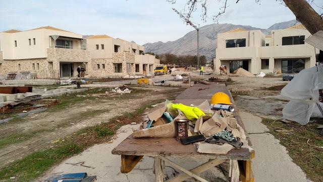 Προχωρούν οι εργασίες κατασκευής του νέου 5άστερου ξενοδοχείου στον ΜΥΤΙΚΑ | ΦΩΤΟ - Φωτογραφία 67