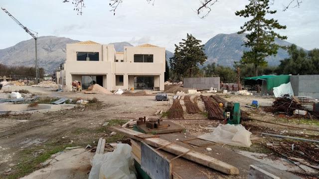 Προχωρούν οι εργασίες κατασκευής του νέου 5άστερου ξενοδοχείου στον ΜΥΤΙΚΑ | ΦΩΤΟ - Φωτογραφία 68