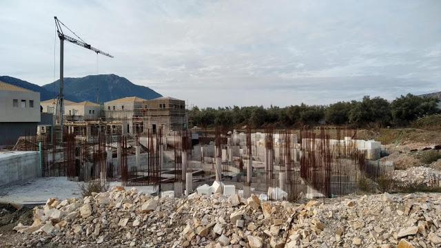 Προχωρούν οι εργασίες κατασκευής του νέου 5άστερου ξενοδοχείου στον ΜΥΤΙΚΑ | ΦΩΤΟ - Φωτογραφία 7