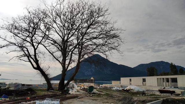 Προχωρούν οι εργασίες κατασκευής του νέου 5άστερου ξενοδοχείου στον ΜΥΤΙΚΑ | ΦΩΤΟ - Φωτογραφία 71