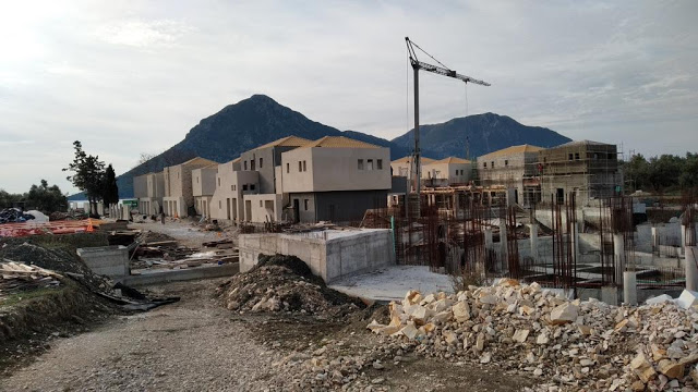 Προχωρούν οι εργασίες κατασκευής του νέου 5άστερου ξενοδοχείου στον ΜΥΤΙΚΑ | ΦΩΤΟ - Φωτογραφία 8