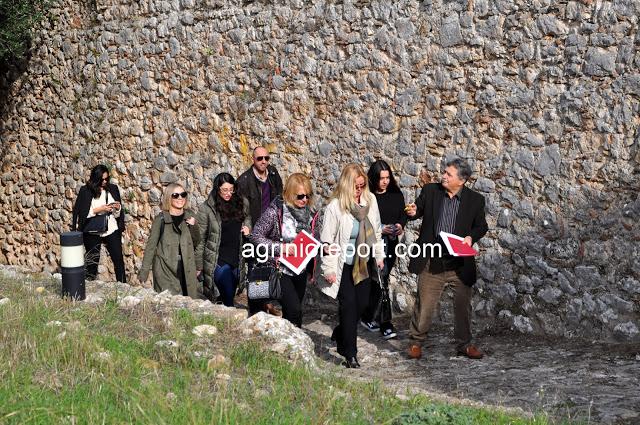 Εντυπωσιάστηκαν από τις ομορφιές της ΒΟΝΙΤΣΑΣ τα μέλη της Ένωσης Ευρωπαίων Δημοσιογράφων - Φωτογραφία 17
