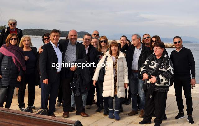 Εντυπωσιάστηκαν από τις ομορφιές της ΒΟΝΙΤΣΑΣ τα μέλη της Ένωσης Ευρωπαίων Δημοσιογράφων - Φωτογραφία 2