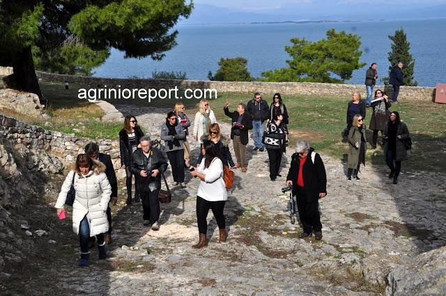 Εντυπωσιάστηκαν από τις ομορφιές της ΒΟΝΙΤΣΑΣ τα μέλη της Ένωσης Ευρωπαίων Δημοσιογράφων - Φωτογραφία 37