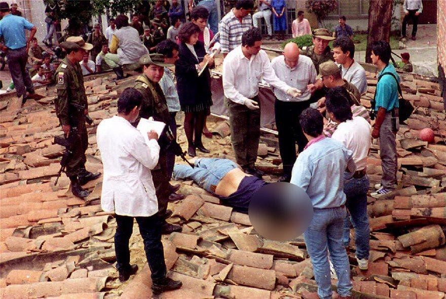 Πάμπλο Εσκομπάρ: Κατεδαφίζουν το «Μονακό» του - Φωτογραφία 9