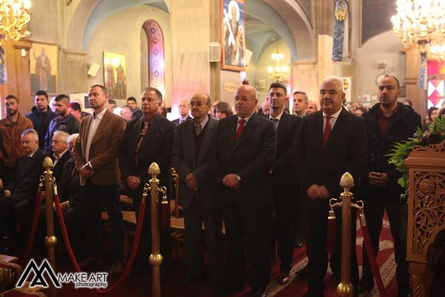 Ο Αστακός γιόρτασε τον Πολιούχο του Άγιο Νικόλαο | ΦΩΤΟ: Make art - Φωτογραφία 1