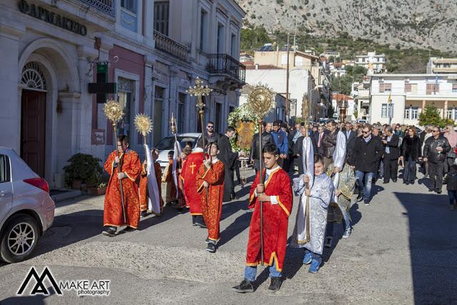 Ο Αστακός γιόρτασε τον Πολιούχο του Άγιο Νικόλαο | ΦΩΤΟ: Make art - Φωτογραφία 10