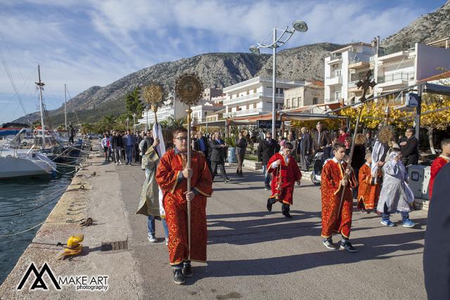 Ο Αστακός γιόρτασε τον Πολιούχο του Άγιο Νικόλαο | ΦΩΤΟ: Make art - Φωτογραφία 11