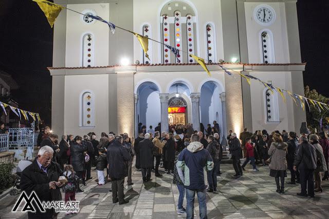 Ο Αστακός γιόρτασε τον Πολιούχο του Άγιο Νικόλαο | ΦΩΤΟ: Make art - Φωτογραφία 39