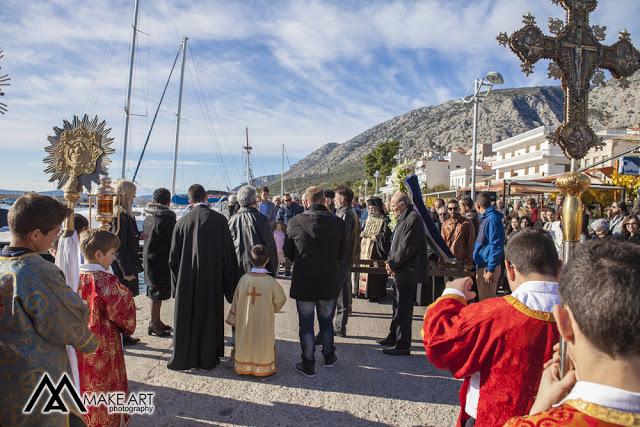 Ο Αστακός γιόρτασε τον Πολιούχο του Άγιο Νικόλαο | ΦΩΤΟ: Make art - Φωτογραφία 57