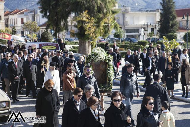 Ο Αστακός γιόρτασε τον Πολιούχο του Άγιο Νικόλαο | ΦΩΤΟ: Make art - Φωτογραφία 9
