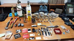 Εξαρθρώθηκε εγκληματική οργάνωση για διαρρήξεις με λεία πάνω από 340.000 - Φωτογραφία 1