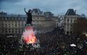 Κίτρινα γιλέκα: Πανικός στη Γαλλία – Μπαράζ συλλήψεων, εκατοντάδες τραυματίες - Φωτογραφία 3