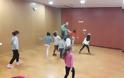 Τμήμα διδασκαλίας παραδοσιακών χορών για παιδιά 4-6 ετών από την ΙΡΑ Λάρισας