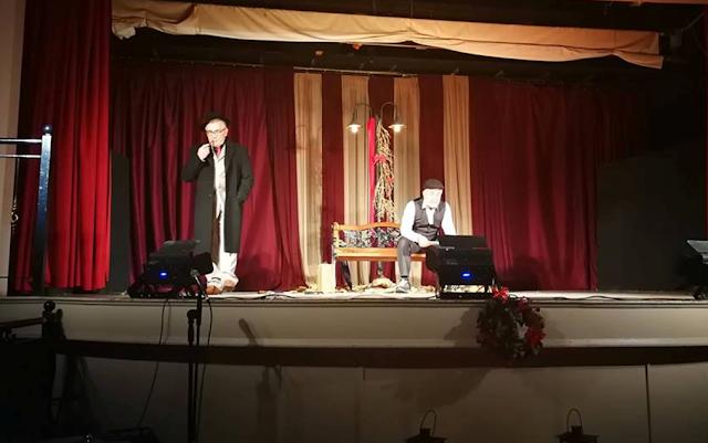 ΑΜΦΙΚΤΙΟΝΙΑ ΑΚΑΡΝΑΝΩΝ: Γοήτευσε η θεατρική ομάδα «Θεάτρου Πορεία» του Ν.Π. ΟΤΟΕ Πρέβεζας στην παράσταση Τρία μονόπρακτα - Φωτογραφία 10