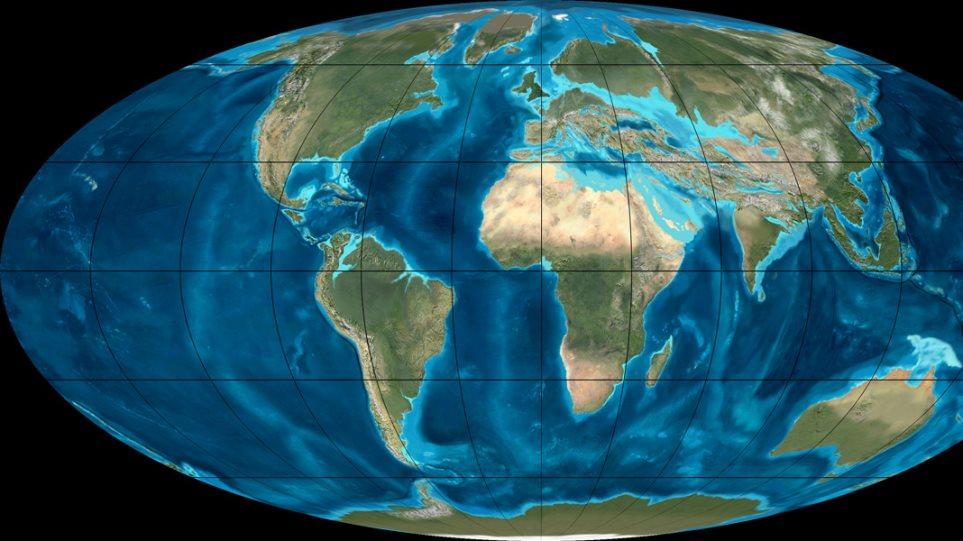 «Επιστροφή» στο Πλειόκαινο το 2030: Το κλίμα «ταξιδεύει» 3 εκατ. χρόνια στο παρελθόν - Φωτογραφία 1