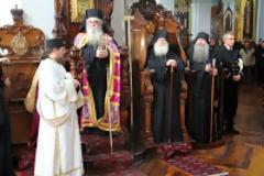 11392 - Πανηγυρίζει η Ιερά Βατοπαιδινή Σκήτη του Αγίου Ανδρέα