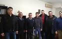 Με τον νέο Αστυνομικό Διευθυντή οι Αστυνομικοί Καρδίτσας
