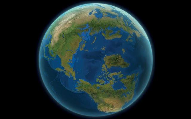 National Geographic: Πώς θα ήταν ο κόσμος αν έλιωναν όλοι οι πάγοι – Τι θα γινόταν στην Ελλάδα (χάρτες) - Φωτογραφία 1