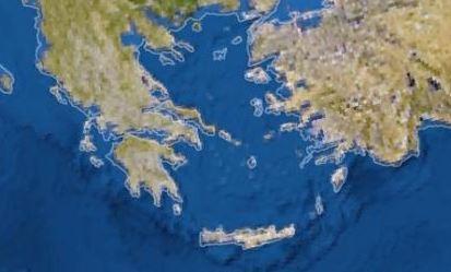 National Geographic: Πώς θα ήταν ο κόσμος αν έλιωναν όλοι οι πάγοι – Τι θα γινόταν στην Ελλάδα (χάρτες) - Φωτογραφία 4