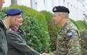 Επισκέψεις Αρχηγού ΓΕΣ σε Σχηματισμούς και Υπηρεσίες του Στρατού Ξηράς στη Θεσσαλία για Ανταλλαγή Ευχών