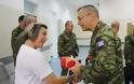 Επισκέψεις Αρχηγού ΓΕΣ σε Σχηματισμούς και Υπηρεσίες του Στρατού Ξηράς στη Θεσσαλία για Ανταλλαγή Ευχών - Φωτογραφία 8