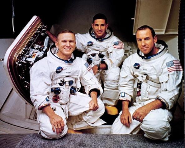 50 χρόνια από τα πρώτα Χριστούγεννα στο διάστημα - Φωτογραφία 3