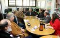 Επίσκεψη στο Παιδικό Χωριό SOS Βάρης πραγματοποίησαν ο πρόεδρος Γ. Πατούλης και μέλη του Δ.Σ. του Ι.Σ.Α.