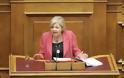 Πέθανε η πρώην εισαγγελέας και βουλευτής Χρυσούλα Γιαταγάνα