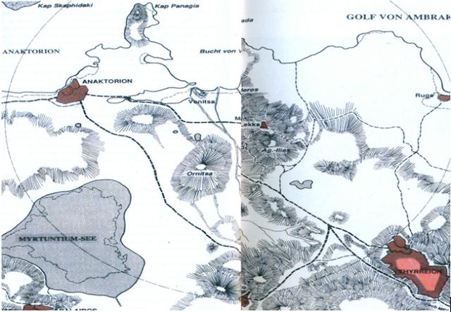 ΑΜΦΙΚΤΙΟΝΙΑ ΑΚΑΡΝΑΝΩΝ: Μια σημαντική ιστορική μελέτη για την μέχρι σήμερα άγνωστη περιοχή: «ΑΒΑΡΝΙΤΣΑ» Μια ιστορική περιοχή, κοντά στη Εσκί-Μπέη (Παλί-μπεϊ) - Φωτογραφία 4