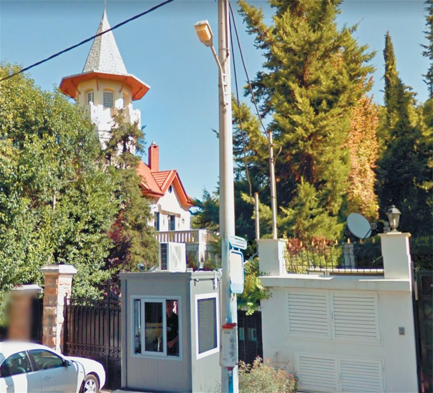 Το Δημόσιο παίρνει τα σπίτια του Βγενόπουλου - Φωτογραφία 2