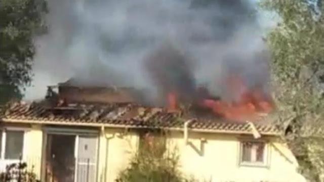 Κέρκυρα: Τραγικός θάνατος 65χρονης από πυρκαγιά στο σπίτι της - Φωτογραφία 1
