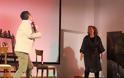 ΑΜΦΙΚΤΙΟΝΙΑ ΑΚΑΡΝΑΝΩΝ: Εκπληκτική η παράσταση: «3 Μονόπρακτα» από την ομάδα «Θεάτρου Πορεία» του Ν.Π. ΟΤΟΕ Πρέβεζας στη ΒΟΝΙΤΣΑ