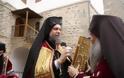 11517 - Φωτογραφίες από την υποδοχή του Σεβ. Μητροπολίτη Ν. Ιωνίας κ. Γαβριήλ στην Ιερά Μονή Σίμωνος Πέτρας του Αγίου Όρους - Φωτογραφία 3