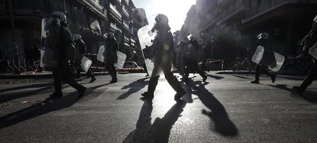 Eurostat: Πόσοι αστυνομικοί υπάρχουν στην Ελλάδα, πόσοι στις άλλες χώρες - Φωτογραφία 1