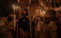 11523 - Φωτογραφίες από την πανηγυρική Θεία Λειτουργία της εορτής του Οσίου Σίμωνος του Μυροβλύτου, κτίτορος της Ιεράς Μονής Σίμωνος Πέτρας Αγίου Όρους (28.12/10 Ιανουαρίου 2019) - Φωτογραφία 4