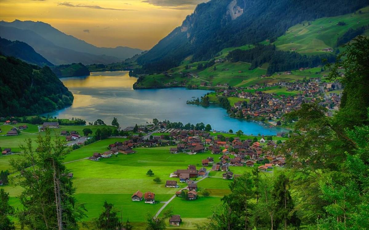 Έξι μέρη με την καλύτερη θέα στον κόσμο - Φωτογραφία 1