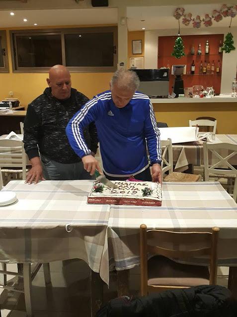 Έκοψε την πίτα της η Ομάδα του ΑΟ ΠΛΑΓΙΑΣ και το φλουρί το κέρδισε ο Βαλεντίνος Καταγής | ΦΩΤΟ - Φωτογραφία 14