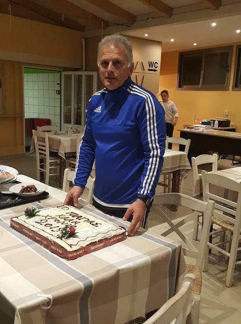 Έκοψε την πίτα της η Ομάδα του ΑΟ ΠΛΑΓΙΑΣ και το φλουρί το κέρδισε ο Βαλεντίνος Καταγής | ΦΩΤΟ - Φωτογραφία 17