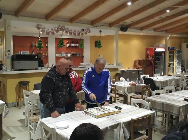 Έκοψε την πίτα της η Ομάδα του ΑΟ ΠΛΑΓΙΑΣ και το φλουρί το κέρδισε ο Βαλεντίνος Καταγής | ΦΩΤΟ - Φωτογραφία 18