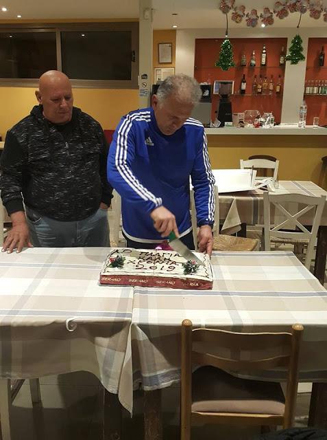 Έκοψε την πίτα της η Ομάδα του ΑΟ ΠΛΑΓΙΑΣ και το φλουρί το κέρδισε ο Βαλεντίνος Καταγής | ΦΩΤΟ - Φωτογραφία 4
