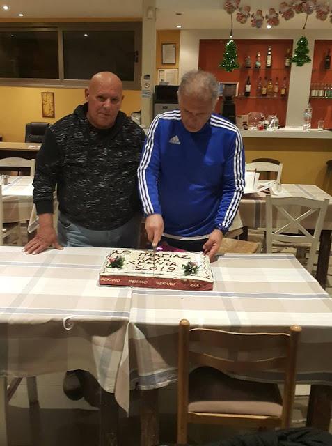 Έκοψε την πίτα της η Ομάδα του ΑΟ ΠΛΑΓΙΑΣ και το φλουρί το κέρδισε ο Βαλεντίνος Καταγής | ΦΩΤΟ - Φωτογραφία 5