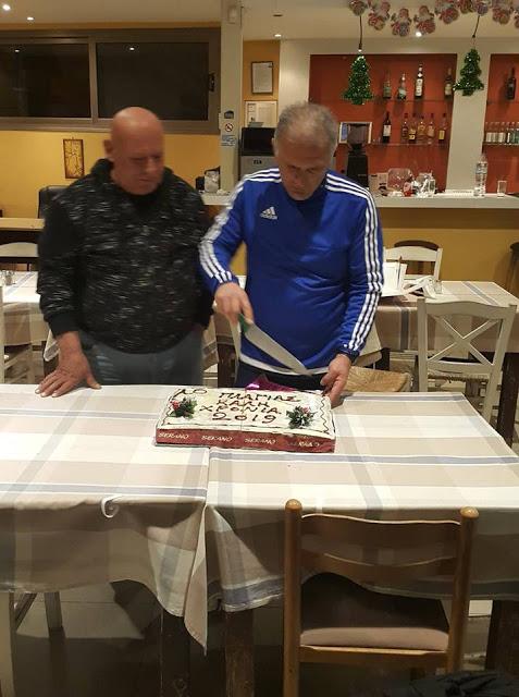 Έκοψε την πίτα της η Ομάδα του ΑΟ ΠΛΑΓΙΑΣ και το φλουρί το κέρδισε ο Βαλεντίνος Καταγής | ΦΩΤΟ - Φωτογραφία 7