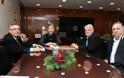 Συνάντηση Υφ. ΠΡΟ.ΠΟ. Κ. Παπακώστα-Σιδηροπούλου με προεδρείο Ένωσης Συνταξιούχων Αστυνομικών Αττικής