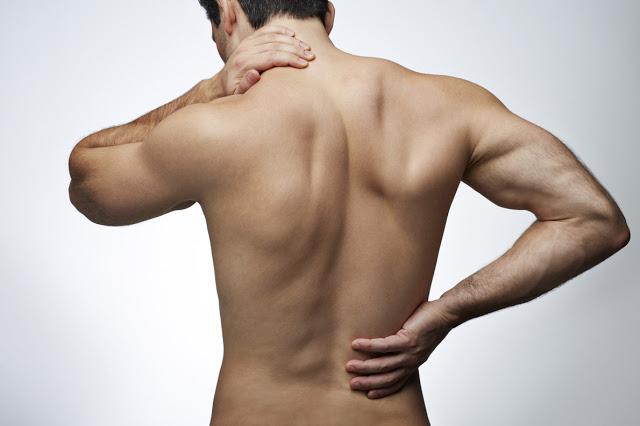 Αυχενικό σύνδρομο και πόνος στη μέση: Τρόποι για να ανακουφιστείτε από τους πόνους - Φωτογραφία 1