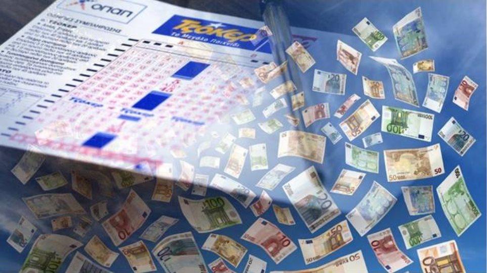 Τζόκερ: Ένας σούπερ τυχερός κέρδισε 1,2 εκατ. ευρώ - Φωτογραφία 1