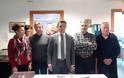 Τα στελέχη της Διεύθυνσης Οικονομικού – Δημοσιονομικού Ελέγχου της Περιφέρειας Δυτικής Ελλάδας έκοψαν την πίτα τους - Φωτογραφία 3
