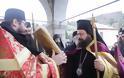 11529 - Ο Μητροπολίτης Πέτρας κ. Γεράσιμος στην Ιερά Μονή Καρακάλλου Αγίου Όρους - Φωτογραφία 2