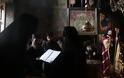 11529 - Ο Μητροπολίτης Πέτρας κ. Γεράσιμος στην Ιερά Μονή Καρακάλλου Αγίου Όρους - Φωτογραφία 4